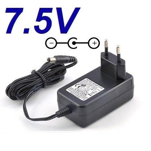 CARGADOR ESP - Ladegerät Aktuelle 7.5V Ersatz für I.T.E. ITE Power Supply NU13-1072166-I3 Fujitsu Scanner 7.2V Netzadapter Netzteil Replacement