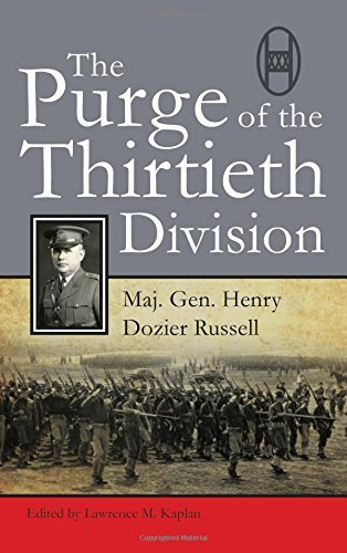 Tennessee State Guard (The Purge of the Thirtieth Division (English Edition))