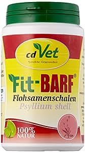 cdVet Naturprodukte Fit-BARF Flohsamenschalen 170 g