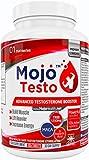 Die besten Bockshornklee-Pillen - MOJO TESTO - Testosteron Booster Testo Booster Erhöht Bewertungen