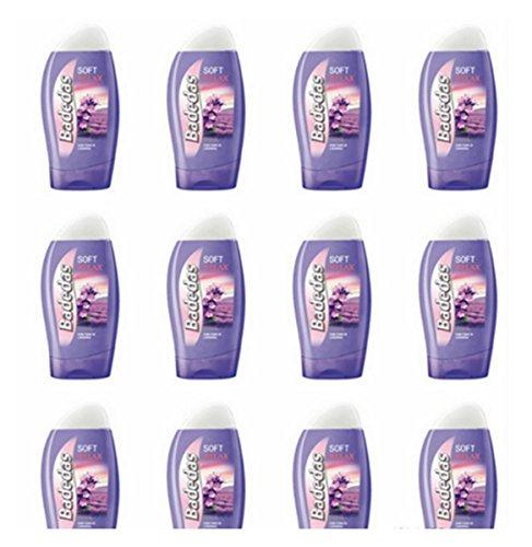 12 X DOCCIA SCHIUMA Badedas Soft Relax Bagno Bagnoschiuma docciaschiuma
