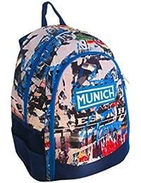 Munich 450805, Sac à dos loisirs marine 43 cm