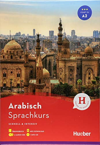 Sprachkurs Arabisch: Schnell & intensiv / Paket: Buch + 4 Audio-CDs + 1 MP3-CD + MP3-Download