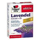 Doppelherz Lavendel Extrakt+öl Tabletten 30 stk