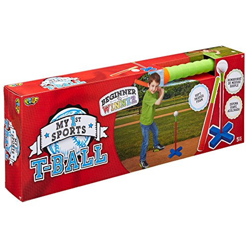 Poof My 1st Sport T-Set (T-ball Kids)