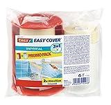 tesa, Lot 58883 Easycover Coprire con ricarica di 20 mx 550 mm, B00EV7HOFM