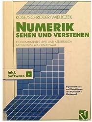 Numerik sehen und verstehen: Ein kombiniertes Lehr- und Arbeitsbuch mit Visualisierungssoftware