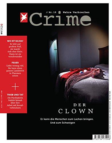 stern Crime - Wahre Verbrechen: Ausgabe Nr. 18 (02/2018)