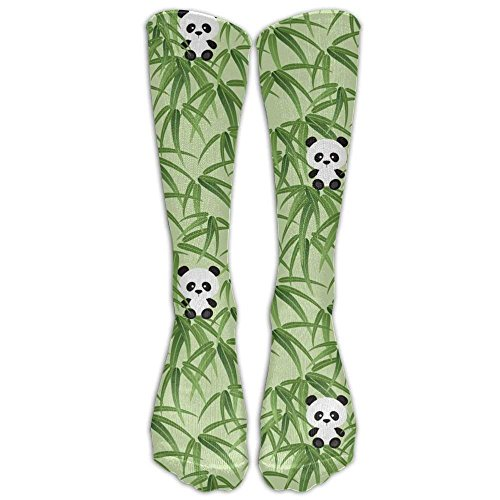 (hutaz Little Panda Compression Socks For Men & Women,Graduated Athletic Socks Reduce Muscle Soreness,Best For Running,Sport,Travel,Nurses,Medical,Pregnancy,Marathon,Flight.)