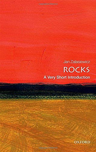 Rocks: A Very Short Introduction Cover Image
