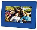 """Braun Digiframe 709 Cornice Digitale 7"""", Riproduzione Fotografie Digitali in Formato Jpeg, Risoluzione 800x480 Pixels, Rapporto 16:9, Tecnologia di Retroilluminazione LED, Blu - Braun - amazon.it"""