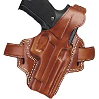 Galco Fletch High Ride Belt Holster for sig-sauer P226, P220, unisex, Tan