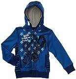 Desigual Jungen Sweatshirt, 37S3647,  Blau (royal 5010), 104 (4 Jahre)