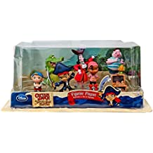 Captain Jake and the Never Land Pirates Figure Play Set by Disney