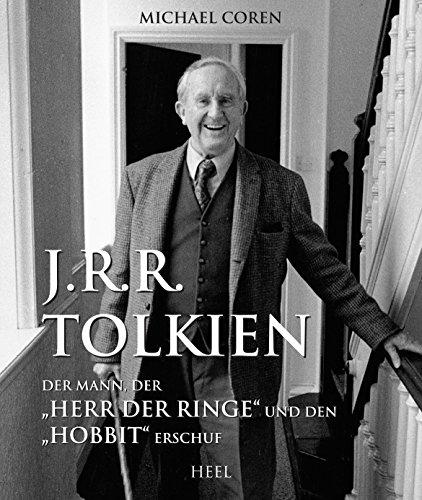 """Gebraucht, J.R.R. Tolkien: Der Mann, der """"Herr der Ringe"""" und gebraucht kaufen  Wird an jeden Ort in Deutschland"""