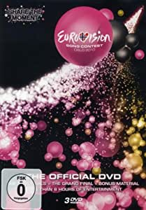 Eurovision Song Contest 2010 (3 DVDs)