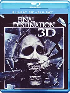 The final destination 3D (2D+3D) [(2D+3D)] [Import anglais]
