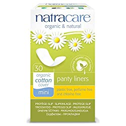 Natracare Panty Liners Mini 30