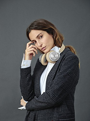 B&O PLAY by Bang & Olufsen 1645046 Beoplay H9i Wireless Over-Ear Active Noise Cancelling Kopfhörer natur - 9