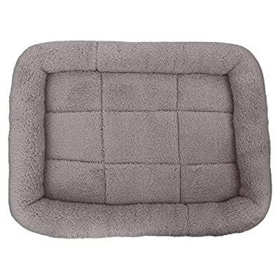 Demiawaking Warm Soft Pet Cat Dog Puppy Cushion Mat Pad Bed Liners Cage Kennel Crate Cozy House