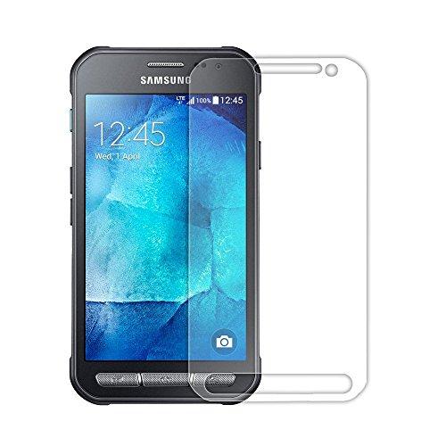 [2 Stück] CÄSAR-GLAS Panzerglas Schutzglas für Samsung Galaxy XCover 3, Anti-Kratzen, Anti-Öl, Anti-Bläschen, 9H Echt Glas Panzerfolie Schutzfolie