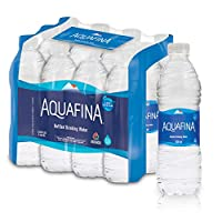 Aquafina Bottled Drinking Water - 500 ml (Pack of 12)