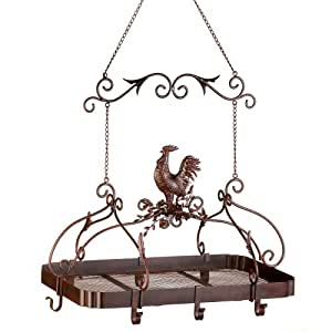 Buy Country Rooster Kitchen Rack Home Decor Home Decorative Items Accessories And Gifts Online At Low Prices In India Amazon In