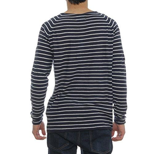 Blend Herren Pullover Weiß (Offwhite 70005)