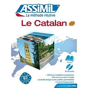 Pack CD Catalan (Livre + 4 CD Audio)