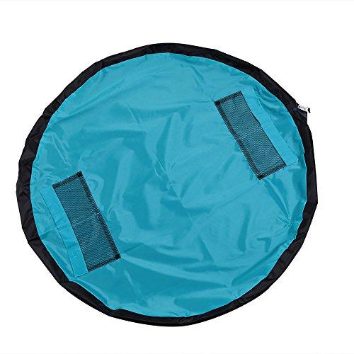 zicac-manta-actividades-de-bebe-para-juego-y-conveniente-de-almacenar-los-juguetes-azul-150-centimet