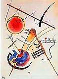 1art1 35636 Wassily Kandinsky - Acquarell Poster Kunstdruck 90 x 60 cm