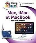 Le Livre visuel - Mac, iMac et MacBook