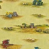 Rasch 293203 Tapete, Traktor