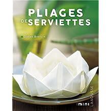 Amazonfr Pliage Serviette Papier Livres