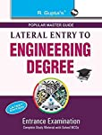 This comprehensive book is specially developed for the candidates of Lateral Entry to Engineering Degree B.E. B.Tech. Entrance Examination for Diploma Holders. This book includes Study Material for the purpose of practice of questions based on the la...