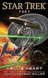 Prey: Book  One: Hell's Heart (Star Trek)
