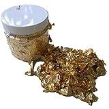 ZUNTO gold flake Haken Selbstklebend Bad und Küche Handtuchhalter Kleiderhaken Ohne Bohren 4 Stück