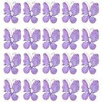 Farfalle decorative per bomboniere casa e cucina for Farfalle decorative per muri