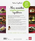 Image de Mes assiettes végétariennes équilibrées : Sans gluten et sans lait !