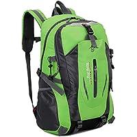 Wmshpeds Multi-fonctionnelle de l'épaule Messenger sac à dos homme sac de voyage mode femme version coréenne de la pli sac plié O6viFQeX