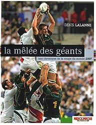 Chronique Coupe du Monde de Rugby 2007