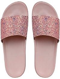 Do Bhai Pink Women Slipper(Micaheel-1) UK5