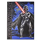 Associated Weavers 0309065 Star Wars V Spielteppich, 95 x 133 cm, Nylon, Schwarz