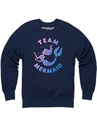 Team Mermaid Sweatshirt mit Rundhals, Herren