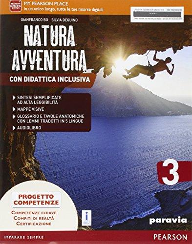 Natura avventura. Con Didattica inclusiva. Con espansione online. Per la Scuola media. Con e-book: 3