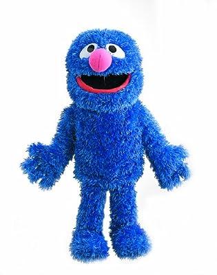 - Gund Sesame Street mano de marionetas Streetgrover de Gund
