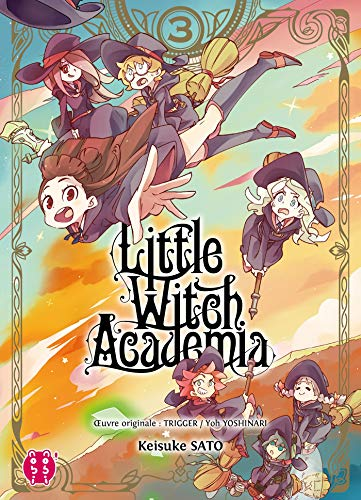 Little Witch Academia Edition simple Tome 3