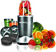 Magic Bullet Nutribullet 12 Piece Set - Gray, Nbr-1212M