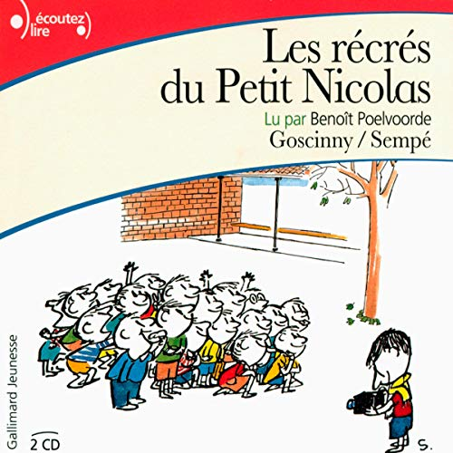 Les récrés du Petit Nicolas par Sempé
