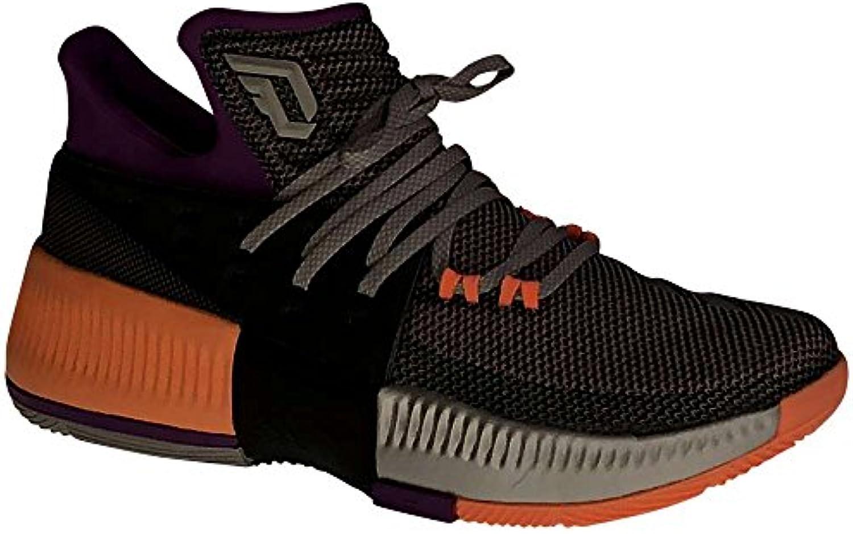 monsieur / madame adidas dame 3 chaussure - de basket - chaussure ball masculin attrayantes et durables  première année dans sa catégorie de vitesse de restitution b5b7df